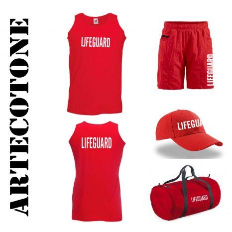 Kit lifeguard basic