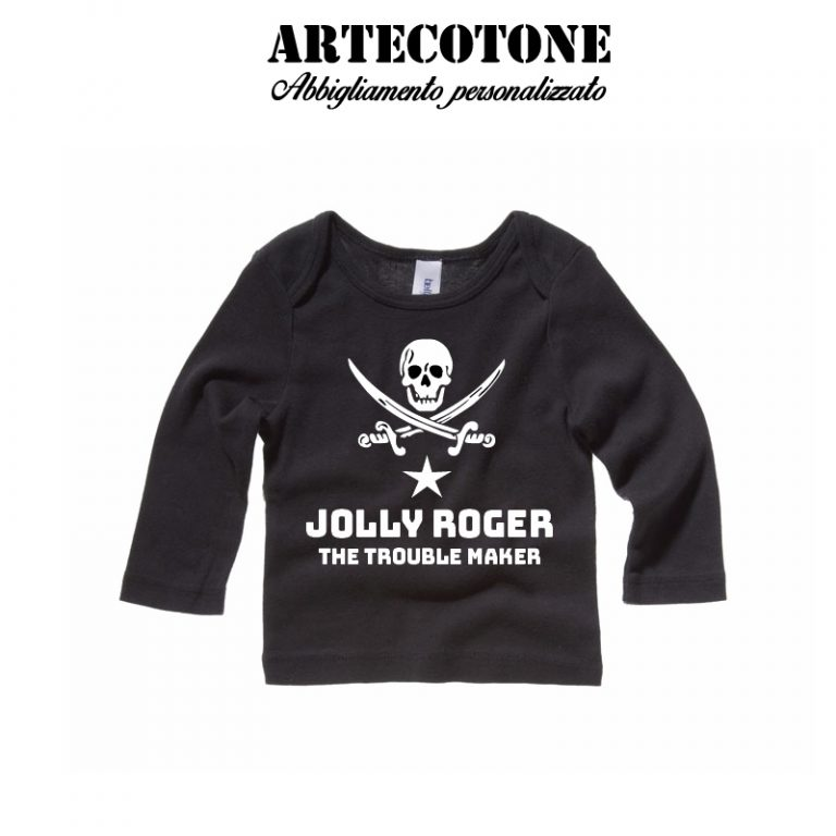 T-shirt baby jolly joker