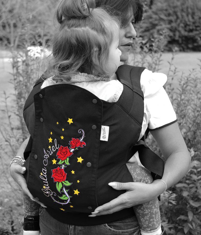 Marsupio baby carrier personalizzabile In between